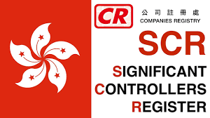 Bedeutendes Controller-Register für Hong Kong Companies Registration
